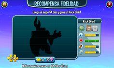 Advergame World - Aleix Risco - Monster Legends - Social Point - Recompensas Diarias