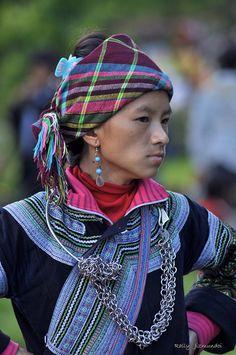 H'mong Vietnam. EN EL DÍA DE LA TIERRA 2015,TODOS LOS PUEBLOS Y HOMBRES JUNTOS CUIDANDOLO.