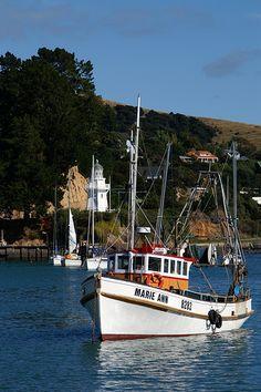 Akaroa Lighthouse New Zealand   Flickr - Photo Sharing! Dominic Scott Photography