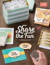 Hello 2015 Stampin' Up! Catalogue, it's so nice to see you! | kelly kent  mypapercraftjourney.com.