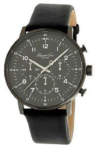 Reviews Kenneth Cole New York Men's KC1784 Classic Grey IP Gronograph Black Strap Watch Lowest Prices - http://greatcompareshop.com/reviews-kenneth-cole-new-york-mens-kc1784-classic-grey-ip-gronograph-black-strap-watch-lowest-prices