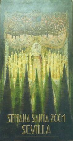 Consejo General de Hermandades y Cofradías de la Ciudad de Sevilla - Semana Santa 2001