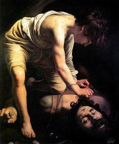 Michelangelo Merisi da Caravaggio.