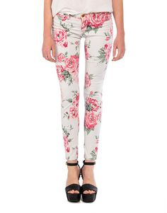 Spring Floral Pants | 2020AVE