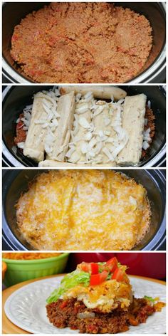 Cooke up a fiesta in your CrockPot Slow Cooker with this easy Tamale Casserole Recipe. Layers of chili, tamales, corn chips and cheese make an easy and delicious dinner recipe.