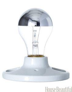 Porcelain Light Sockets W/ Extra Large Clear Bulbs   Lighting   Pinterest    Bulbs, Porcelain And Lights