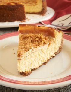 You won't be able to resist this sweet, rich, creamy Hoka Cheesecake! - Bake or Break