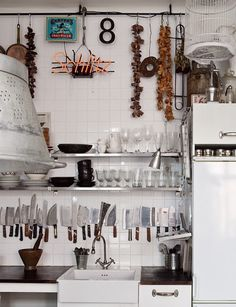 KItchen inspiration - Small space