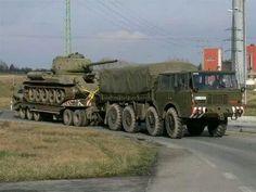 Tatra 813 Kolos♡ Heavy Duty Trucks, Heavy Truck, Offroad, Army Vehicles, Army & Navy, Military Equipment, War Machine, Cool Trucks, Special Forces