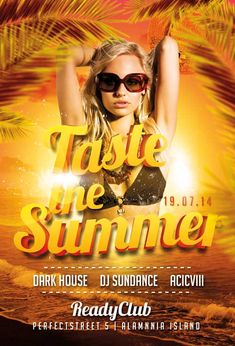 Taste The Summer Free Flyer Template - http://freepsdflyer.com/taste-the-summer-free-flyer-template/ Enjoy downloading the Taste The Summer Free Flyer Template created by Awesomeflyer!   #Beach, #Club, #Dance, #Dj, #Electro, #Elegant, #Future, #HipHop, #Music, #Nightclub, #Party, #Pool, #Summer