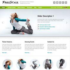 Freestyle Responsive WordPress Theme | Premium Wordpress Themes