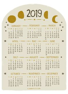 Collect Moon Calendar 2019 For September ⋆ The Best Printable Calendar Collection At A Glance Calendar, Cute Calendar, Moon Calendar, School Calendar, Desk Calender, Calendar 2019 Printable, 2019 Calendar, Printable Planner, Free Printables