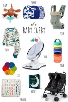 Babe Must-Have: The Baby Cubby