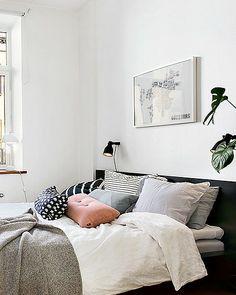 Un appartement à la déco retro | Shake My Blog
