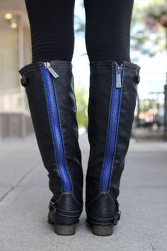 Black Riding Boot Outlaw-81 | uoionline.com: Women's Clothing Boutique
