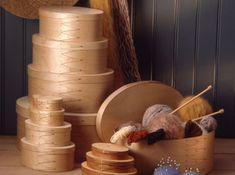 Home Interiors Shaker Storage Boxes | Hibbitt
