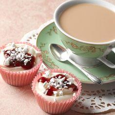 Eton Mess Cupcake by mybakes.co.uk