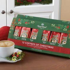 12 Coffees of Christmas Gift | Coffee & Tea | Harry & David