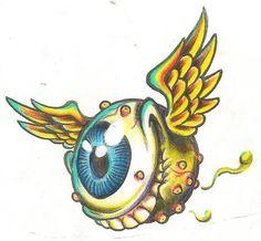 Eyeball Drawing, Graffiti Doodles, Pinstripe Art, Pinstriping Designs, Garage Art, Chicano Art, Airbrush Art, Fantastic Art, Art Drawings