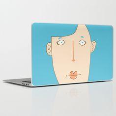 The Christmas fairy Laptop & iPad Skin