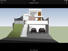 Construir casa em terreno aclive de 290 m2 - São Paulo (São Paulo) | Habitissimo