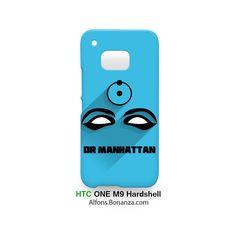 Dr Manhattan Superhero HTC One M9 Hardshell