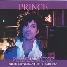 prince musician | Prince / Purple Music Collection Vol 3 / 2CDR