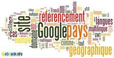 Configuration du ciblage géographique pour le référencement multilingue / multipays dans Google