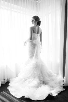 Dreamy: http://www.stylemepretty.com/illinois-weddings/chicago/2012/12/21/chicago-wedding-at-adler-planetarium-from-j-winter-photography/   Photography: J. Winter - http://jwinterphoto.com/