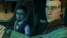Tales from the Borderlands, Vaughn,Rhys hmmm my sister and I may have to cosplay these two in female form