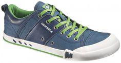 Pánske topánky Merrell Rank sú kombináciou toho najdôležitejšieho, čo správne kecky do mesta majú mať – štýlový dizajn a maximálne pohodlie.