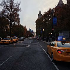 Autumn in New York #lategram #NYC #mood