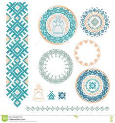 Résultats de recherche d'images pour «slav embroidery»