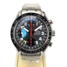 Omega Speedmaster Day Date Mark 40 AM/PM