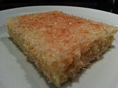Kokoskuchen mit Buttermilch