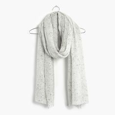holiday gift pick: madewell cashmere scarf. #giftwell
