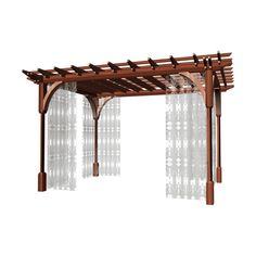 Stylish Gazebo_Scrap and Tubes.png ❤ liked on Polyvore featuring outdoors and garden