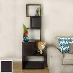 Designer Pet Products The Sebastian Modern Cat Tree, Black