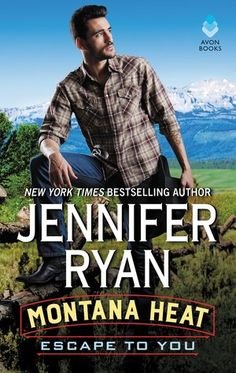Blog post at Caffeinated Book Reviewer : ESCAPE TO YOU by Jennifer Ryan is the first novel in the Montana Heat series and delivered a fast-paced, gritty suspense thriller with a sid[..]