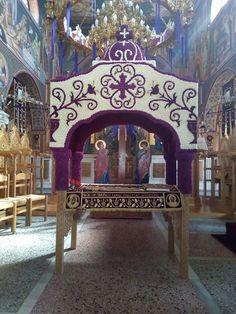 Altar, Outdoor Furniture, Outdoor Decor, Jesus Christ, Religion, Faith, Llamas, Halloween, Design