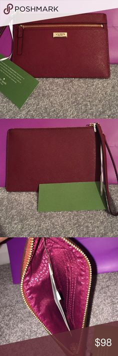 PRICE ⬇️KATE SPADE TINIE WRISTLET (TRAINCARED) NWT KATE SPADE TINIE WRISTLET (TRAINCARED) NWT    ❌NO TRADES 🔴OFFERS SHOULD BE MADE THROUGH POSH OFFER FEATURE 🔴PRICES NOT DISCUSSED IN COMMENTS  🔴FEEL FREE TO ASK ANY QUESTIONS kate spade Bags Clutches & Wristlets