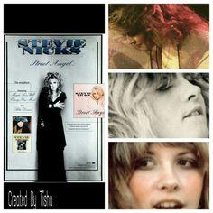 Stevie Nicks Collage Created By Tisha 10/08/15