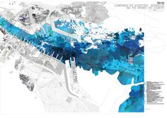 Competition for the Liopetri Fishing Harbour by Christiana Ioannou, Christos Papastergiou, Sokratis Stratis architects