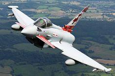 Royal Air Force Eurofighter Typhoon (: @jakubav) #armedforces #aircaft #airforce #marines #navy #aviation #aviationgeek #avgeek #pilot #instagramaviation #royalairforce #eurofighter #typhoon...