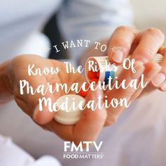 Not sure which film to watch? We've helped you out by categorizing our content into 'I Want To's' to help inspire and kick start your journey to wellness!  Today 'I Want To' --> https://www.fmtv.com/i-want-to/learn-about-the-dangers-of-pharmaceutical-medication