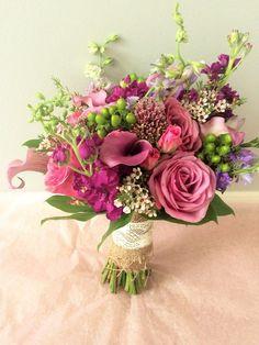My bridal bouquet!!!