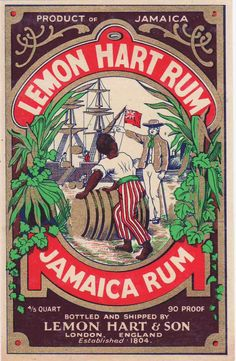 Rum Labels Liquor labels you will never