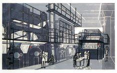 Image result for Edward Bawden art
