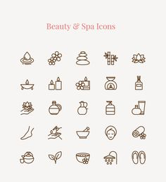 Hi designers, today I'm going to introduce for you the Beauty & Spa Free Icon Sets. This set contains 25 vector appealing beauty and spa icons. If you have a spa or beauty center or designing for something related so I highly recommend these icons set for Web Design, Icon Design, Logo Design, Flat Design, Icons Web, Conception D'interface, Massage Logo, Interface Web, Spa Logo