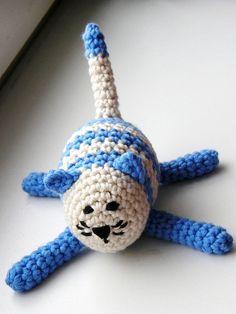 Amigurumi Cat crochet pattern